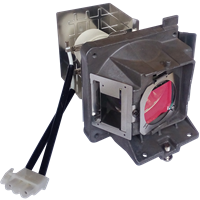 ACER P1285 Lampa med modul