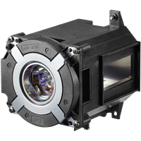 NEC PA653U Lampa med modul