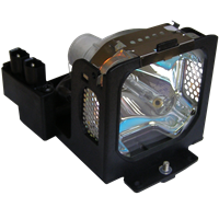 SANYO PLC-XW20E Lampa med modul