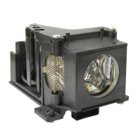 SANYO PLC-XW55G Lampa med modul